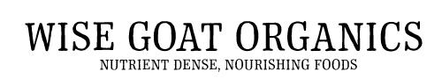 Wise Goat Organics Logo